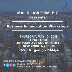 Immigration Lawyer in NYC